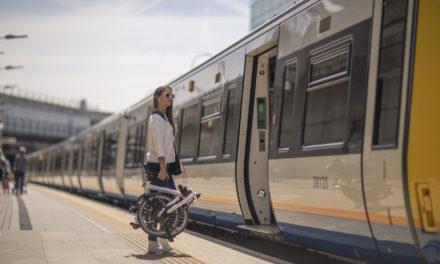 Transport des vélos dans les trains