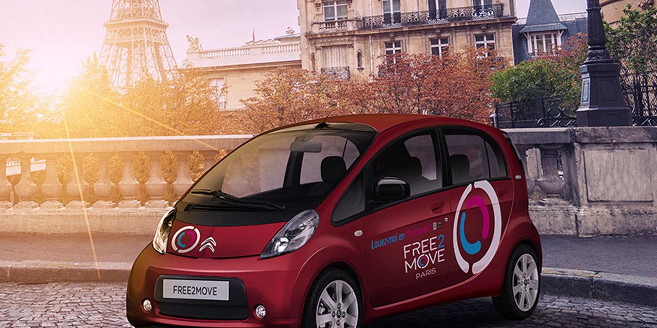 Free2Move Services : Nouvelles prestations dédiées aux véhicules électrifiés