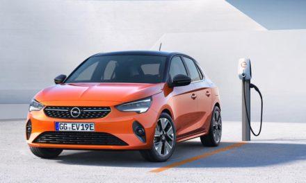 Nouvelle Opel Corsa : déjà la version électrique