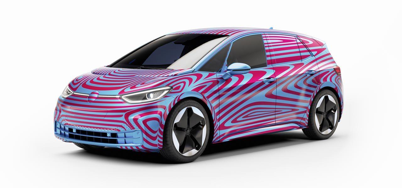 Volkswagen : Les commandes de l'ID. 3 sont ouvertes !