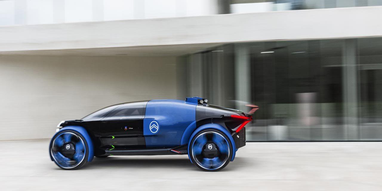 Citroën 19_19 Concept : la mobilité du futur vue par les Chevrons