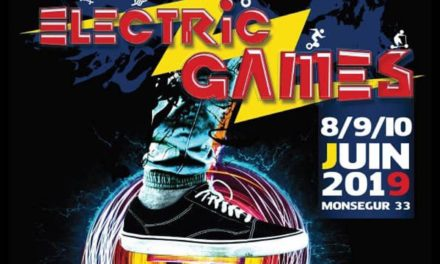 Electric Games : Le programme complet