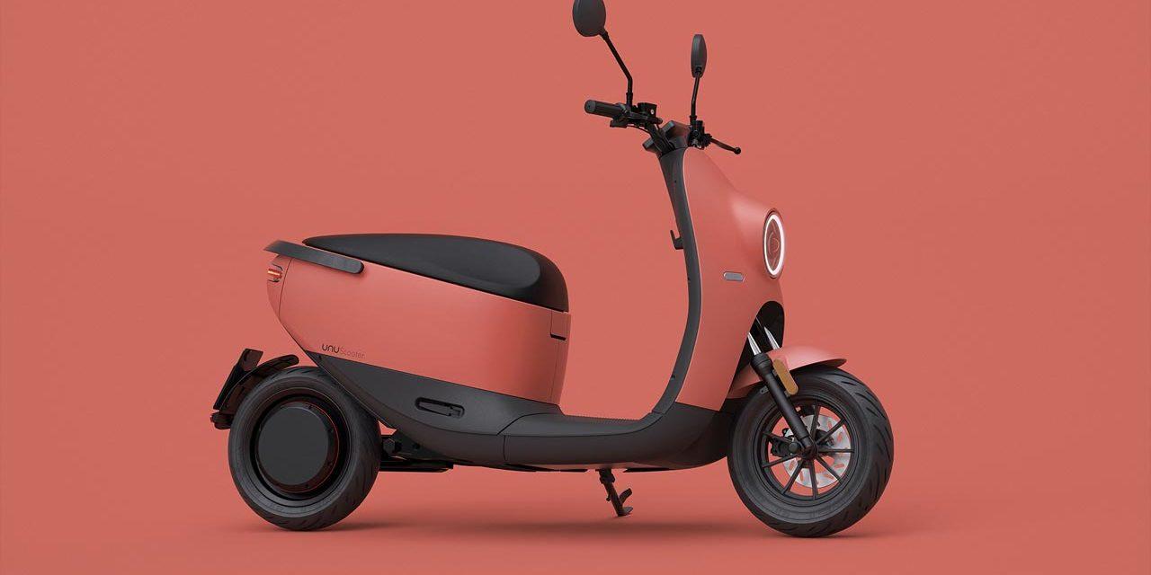 Scooter électrique : Unu lance son nouveau modèle