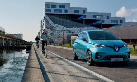 Renault Zoe II : elle change tout, sauf sa gueule d'amour