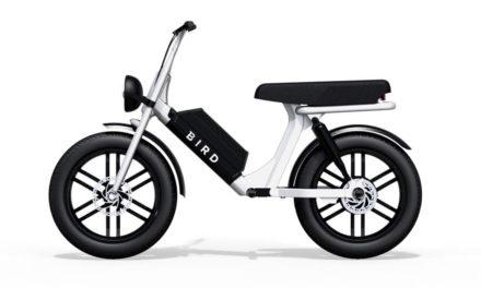 Free-floating : Bird lance un mini-vélo électrique