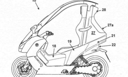 Scooter BMW : Le C1 de retour ?