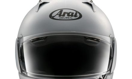 Nouveau casque Araï Profile-V : Un haut niveau de confort