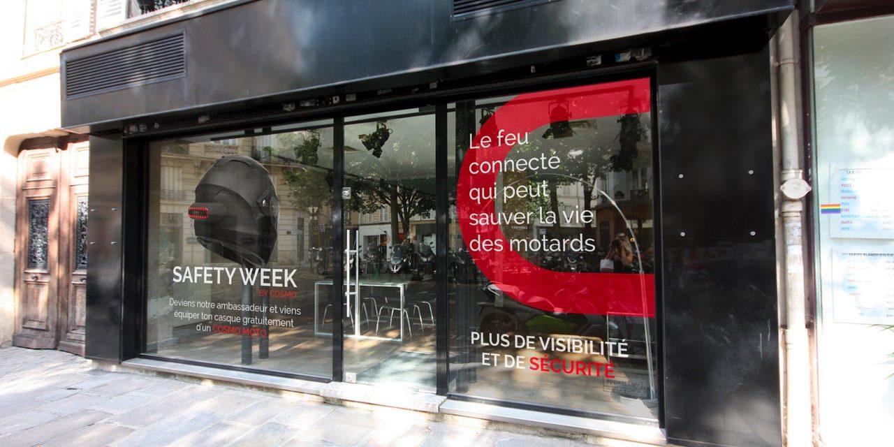 Événement : Cosmo Connected ouvre un pop-up store à Paris