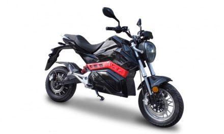 e-Roadster : Une nouvelle moto électrique pour Easy-Watts