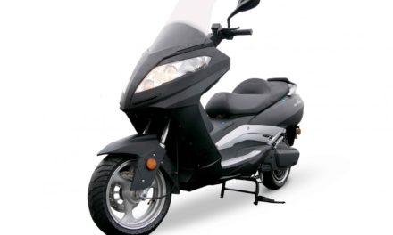 Easy-Watts E-Jet : Le scooter électrique 100% GT