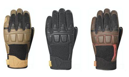Ronin : un gant ultra ventilé signé Racer !
