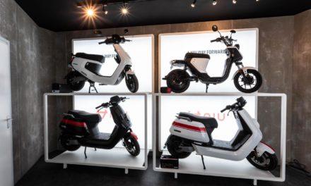 NIU : ouverture d'un 2ème « Flagship Store » à Paris !