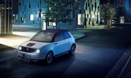 Honda e : Les prix de la citadine 100% électrique