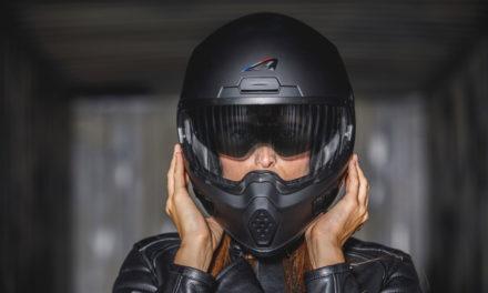 ASTONE SPECTRUM : Un casque intégral tendance au look à part !
