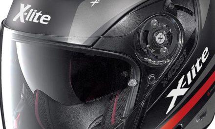 Équipement : X-lite sort de nouveaux graphismes pour le X-403 GT !