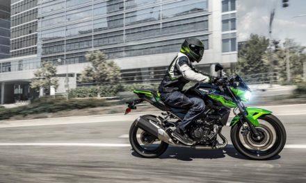 2020 : Nouveaux coloris pour la Kawasaki Z400 et la Ninja 400
