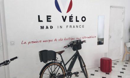 Le Vélo Mad in France : Premier pop-up store parisien