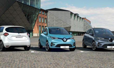 Nouvelle Renault Zoe : Les commandes sont ouvertes !