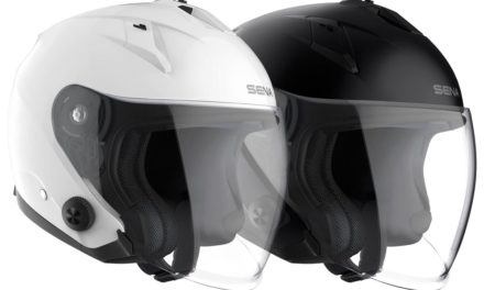 Sena Econo : le casque jet connecté