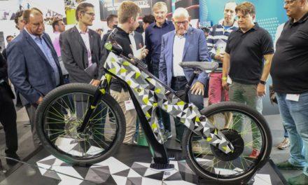 VAE Klement : Première apparition au salon du vélo Eurobike