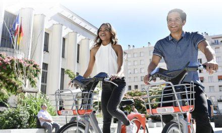 Lyon : Ouverture de 30 nouvelles stations Vélo'v.
