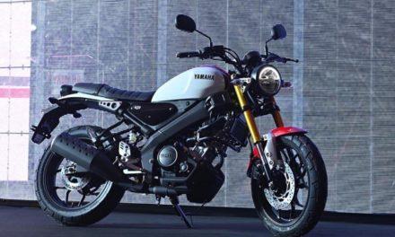 Yamaha XSR 125 : En France en 2020 ?