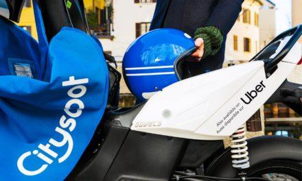Mobilité urbaine : Les scooters électriques Cityscoot rejoignent l'application Uber
