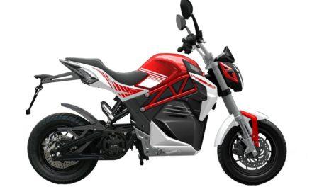Cineco City Slicker : La mini moto 100% électrique by Zongshen