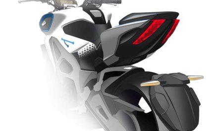 Kymco RenoNex : Un nouveau prototype de moto électrique présenté à l'Eicma 2019