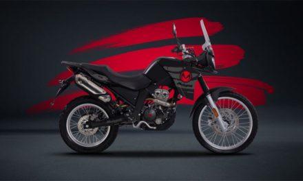 Malaguti Dune X 125 Black Edition : Une version plus sportive et plus routière
