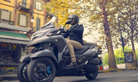 Tricity 300 : Yamaha dévoile son nouveau trois-roues au salon de Tokyo