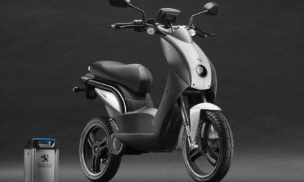 Scooter électrique : Le Peugeot e-Ludix bientôt sur nos routes