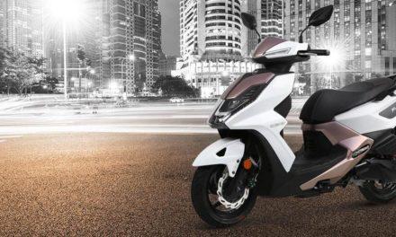 Sym FNX 125i CBS : Un scooter ultra compact !