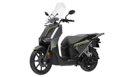 EICMA 2019 : Super Soco CPX : Un scooter électrique équivalent 125 cm3