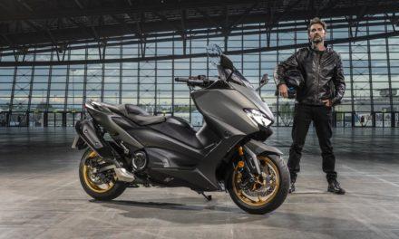 Yamaha TMAX 560 : Il arrive en concession