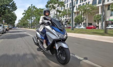 EICMA 2019 : Nouveau pneu scooter Michelin City Grip 2 : Plus de performances