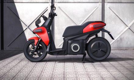 Seat e-Scooter : L'entreprise présente son concept 100% électrique