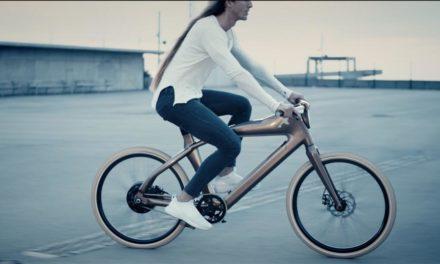 VAE Rayvolt XOne : le vélo à reconnaissance faciale