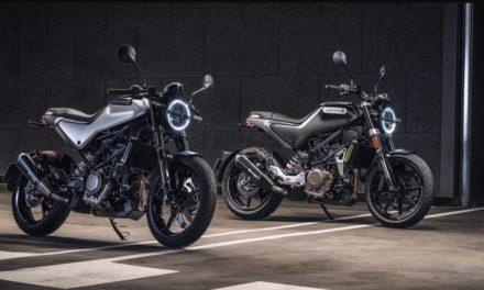 Husqvarna Svartpilen et Vitpilen 250 : Deux nouvelles motos pour 2020