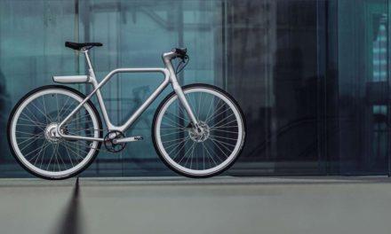 Angell : Marc Simoncini, créateur de Meetic, lance son vélo à assistance électrique.
