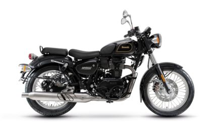 Benelli Imperiale 400 : Une moto « néo-classique » très urbaine !