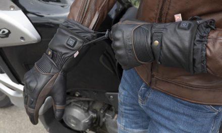 OVERLAP WARMER : des gants chauffants au style urbain