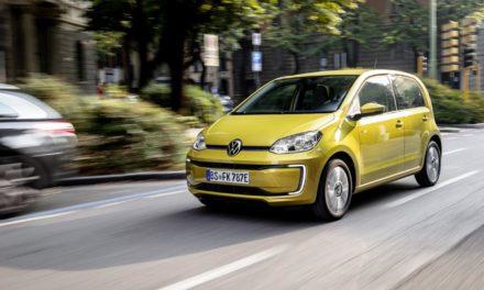 Volkswagen e-up ! 2.0 : L'ultra citadine électrique