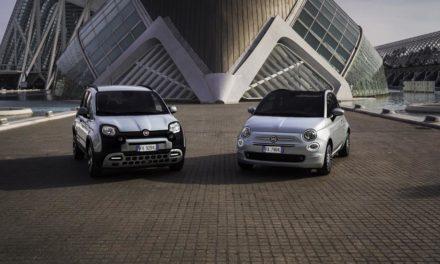 Nouveautés 2020 : Fiat 500 et Panda Hybrid