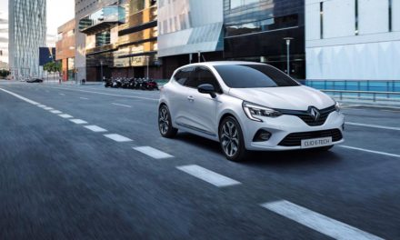 Nouvelle Renault Clio E-Tech Hybrid