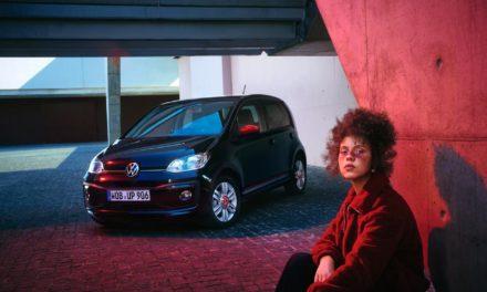 La Volkswagen up ! 2.0 disponible à la commande