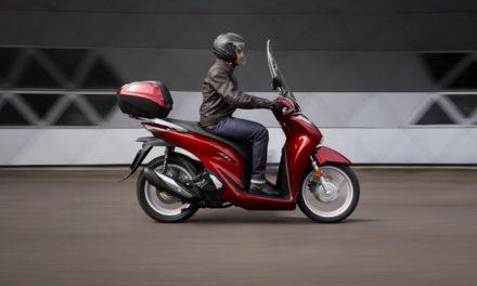 Nouveau Scooter Honda SHi 125 2020 : Le prix de la star aux grande-roues