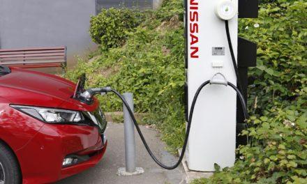 Solutions de recharge : Nissan Charge arrive en France