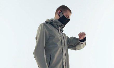 Spidi Mission Beta : Une veste qui détecte le niveau de pollution de l'air