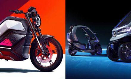 CES Las Vegas : Niu présente une moto et un scooter trois-roues électriques